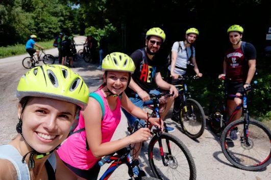 Велосипедни експедиции