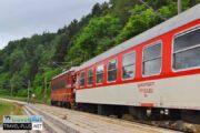 С влак по Презбалканската линия
