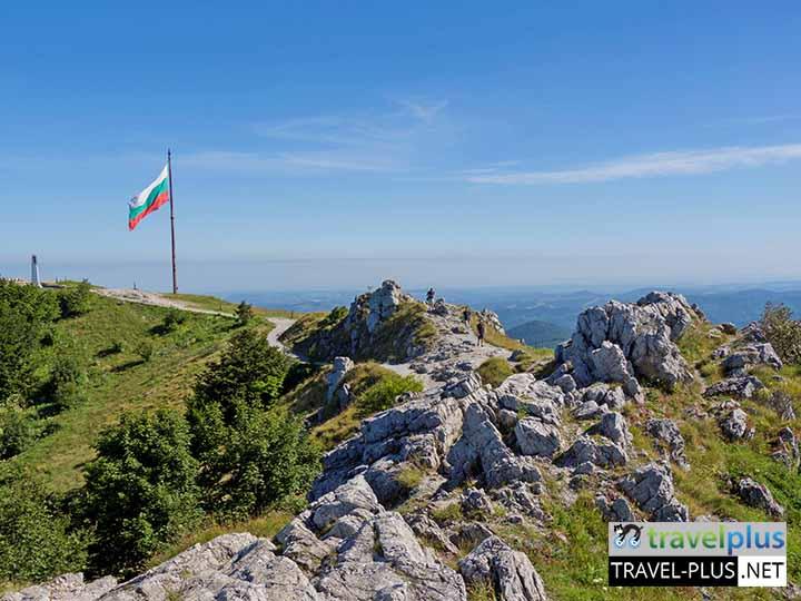 Защитени местности в Габровския Балкан - пешеходен преход