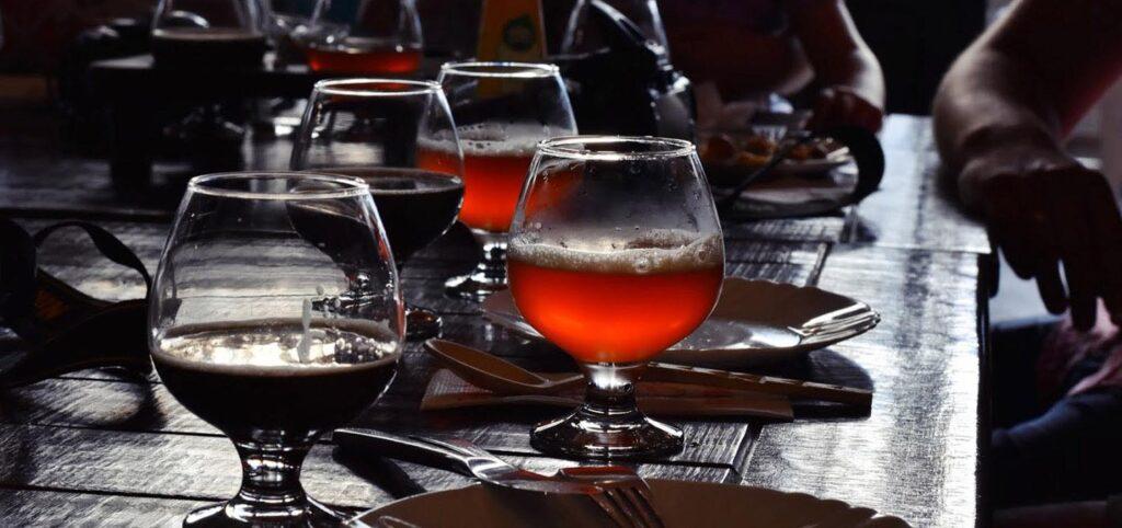 Дегустация на крафт бира в Пивоварна Трявна