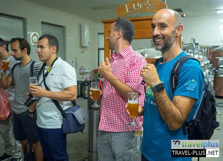 Велотур и дегустация на крафт бира в Пивоварна Трявна