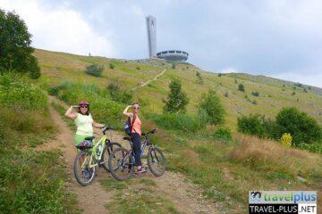 Шипка и Бузлуджа (с велосипед)