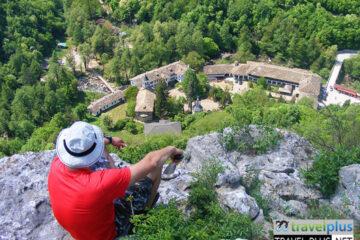 Дряновски манастир - експедиция с влак и пеша