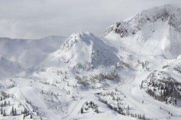 Ски в Насфелд, Австрия