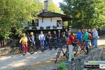 Исторически тур (с велосипед)